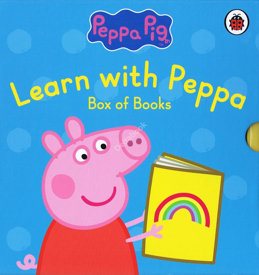 Learn with Peppa Pig: Box of Books
