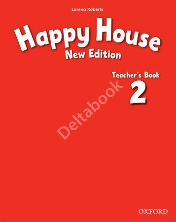 Happy House (New Edition) 2 Teacher's Book  Книга для учителя