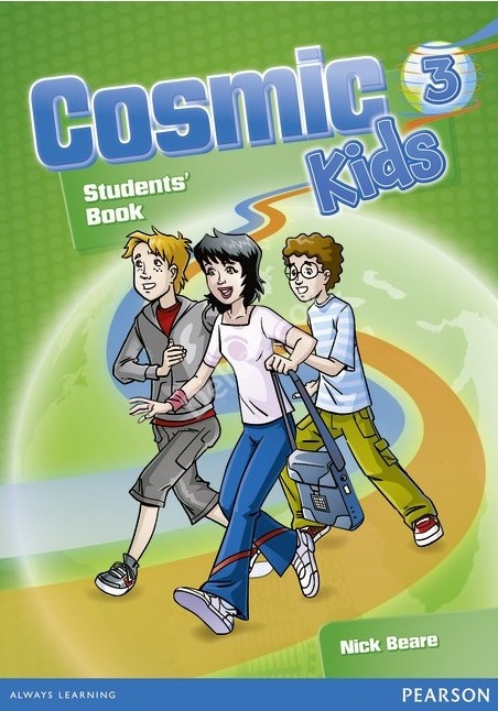 Cosmic Kids 3 Student's Book + Digital ActiveBook   Учебник