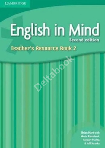 English in Mind (Second Edition) 2 Teacher's Resource Book  Книга для учителя