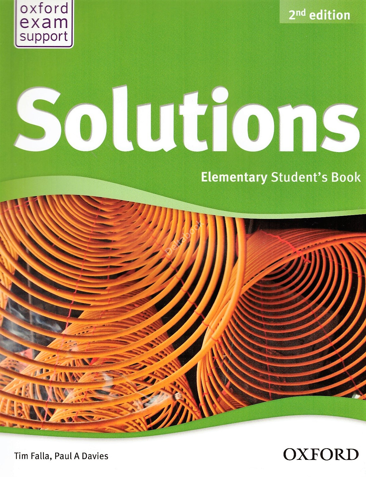 Solutions (Second Edition) Elementary Student's Book  Учебник