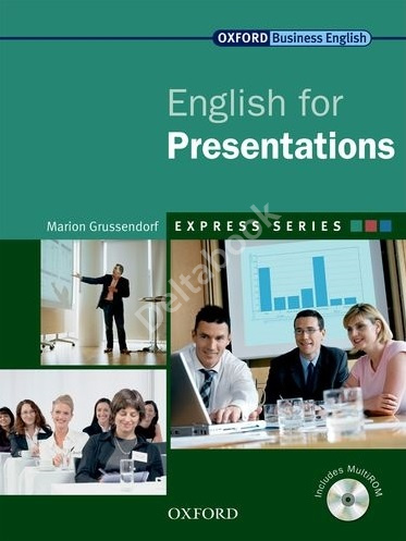English for Presentations + MultiROM