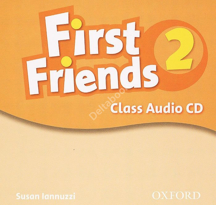 First Friends 2 Class Audio CD  Аудиодиск