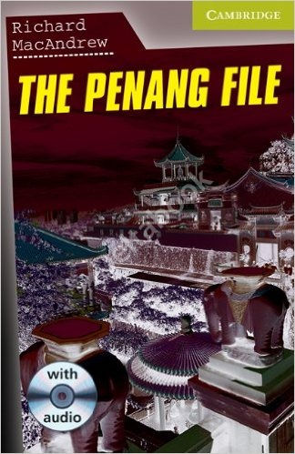 The Penang File + Audio CD   Thriller