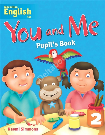You And Me 2 Pupil's Book   Учебник