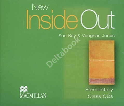 NEW Inside Out Elementary Class CD  Аудиодиск