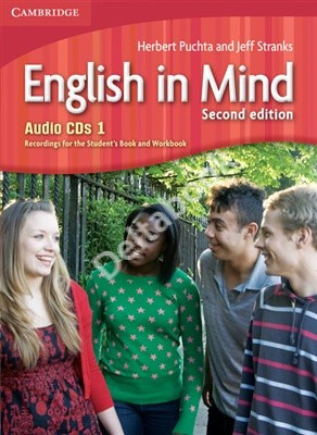 English in Mind (Second Edition) 1 Audio CDs  Аудиодиски
