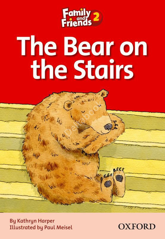 Family and Friends 2 Reader The Bear on the Stairs  Книга для чтения