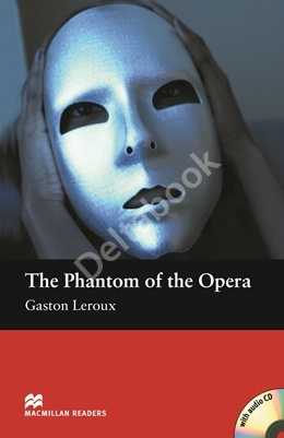 The Phantom Of The Opera + Audio CD
