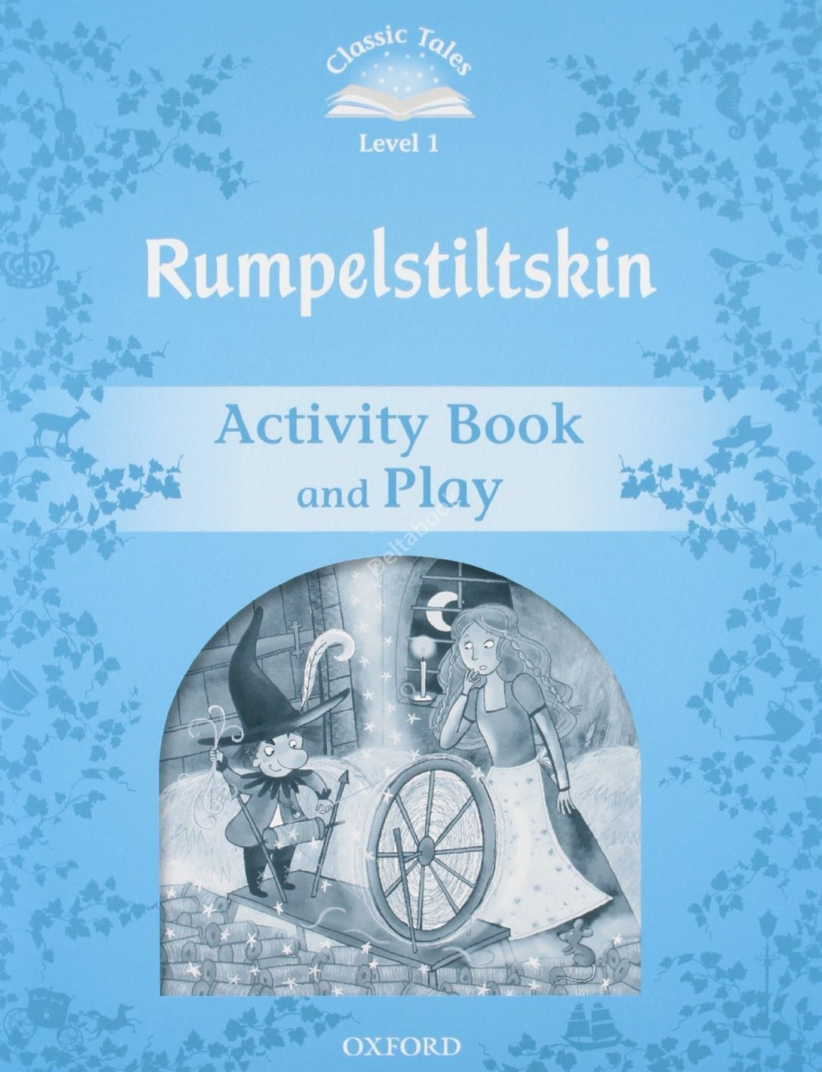 Rumpelstiltskin Activity Book and Play