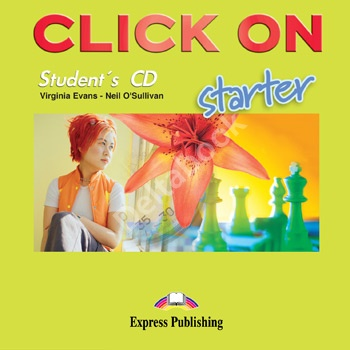 Click On Starter Student's Audio CD   Аудио CD для работы дома