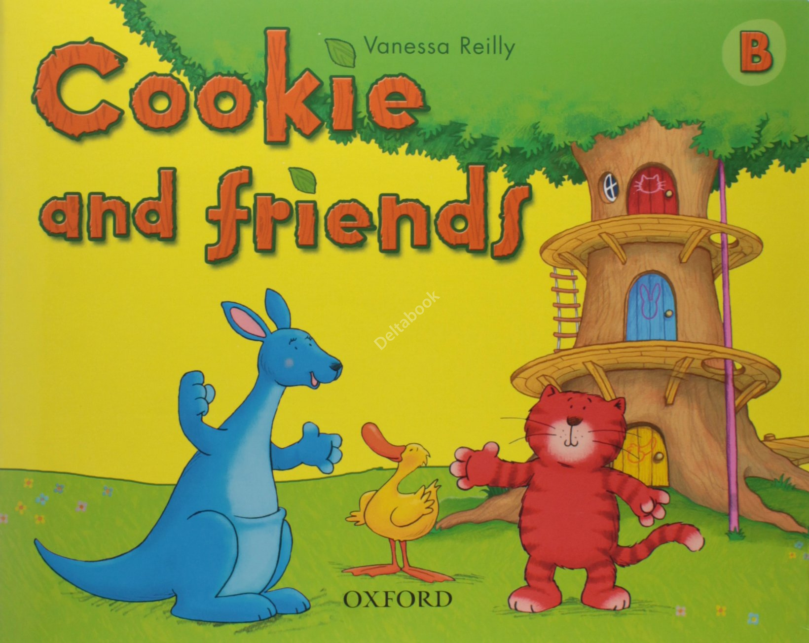 Cookie and friends B Class Book  Учебник