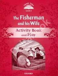 The Fisherman and his Wife Activity Book and Play