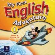 My First English Adventure 1 Song Audio CD   Аудио диск с песнями