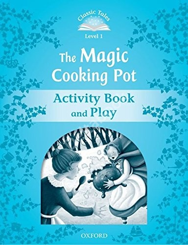 The Magic Cooking Pot Activity Book and Play