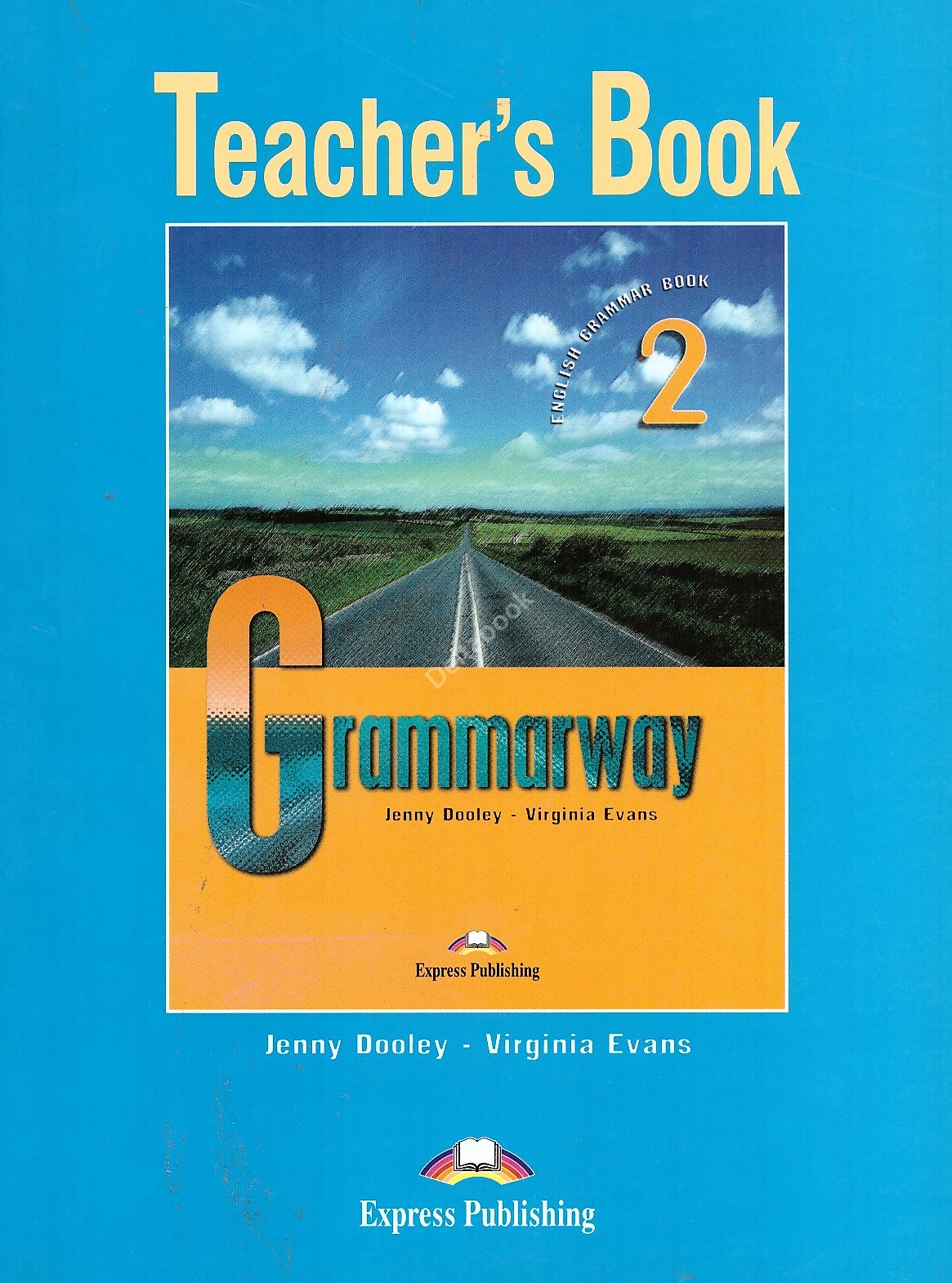Grammarway 2 Teacher's Book  Книга для учителя