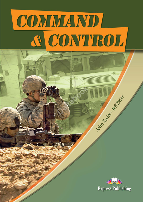 Career Paths Command and Control Student's Book  Учебник