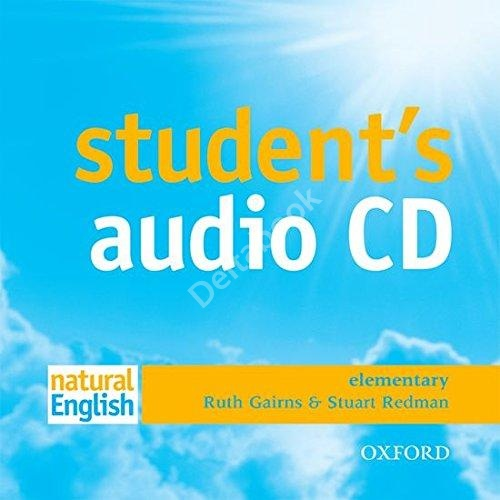 Natural English Elementary Student's CD  Аудио диск