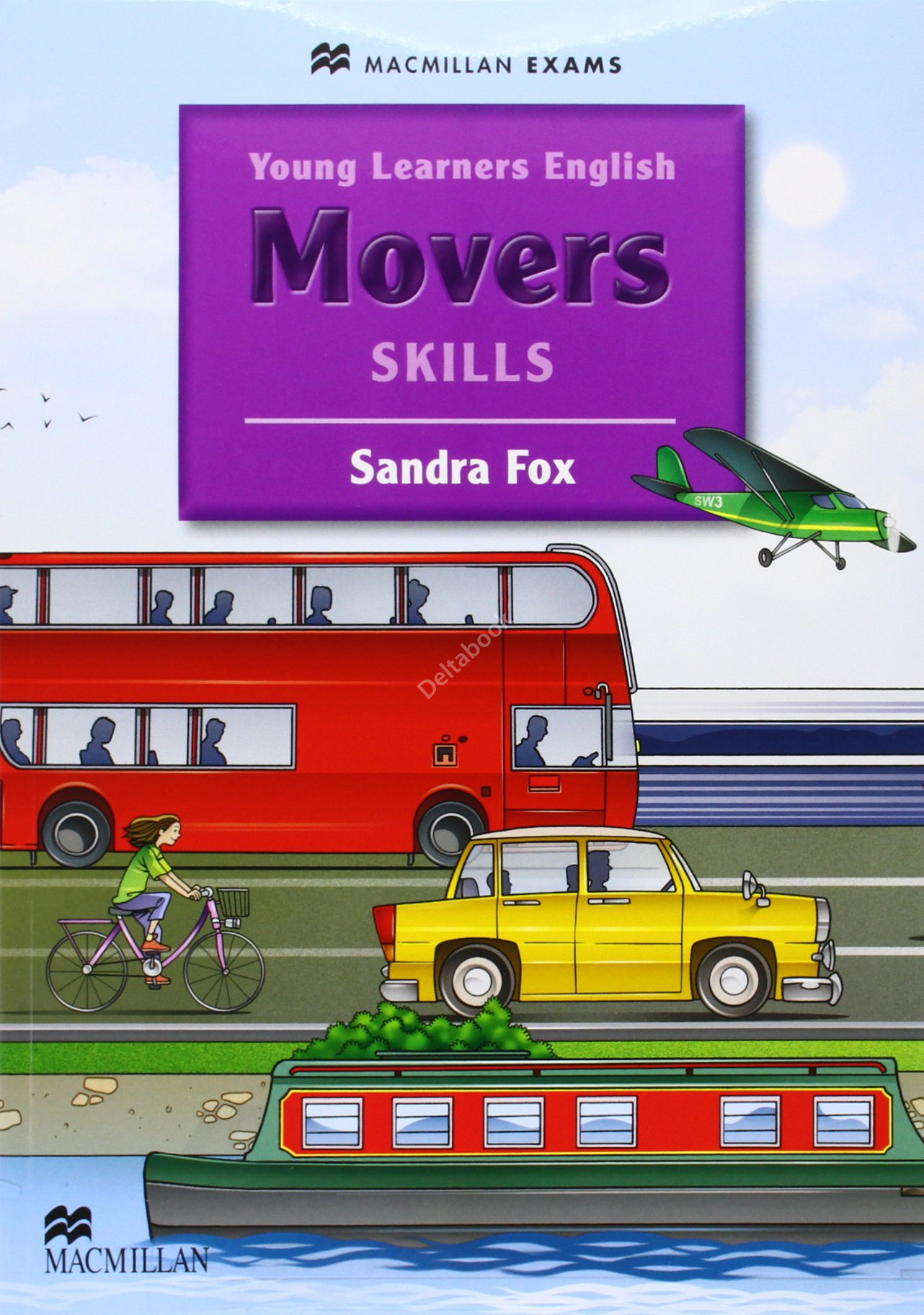 Young Learners English Skills Movers Pupil's Book  Учебник