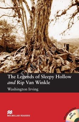 The Legends of Sleepy Hollow and Rip Van Winkle + Audio CD