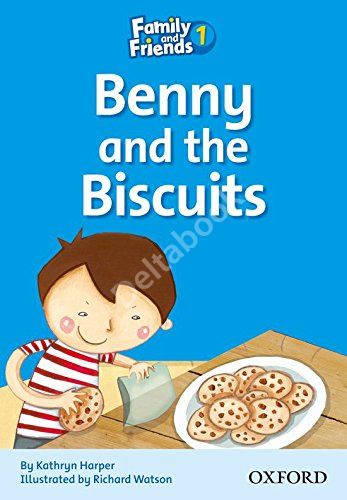 Family and Friends 1 Reader Benny and the Biscuits  Книга для чтения