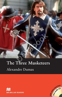 The Three Musketeers + Audio CD