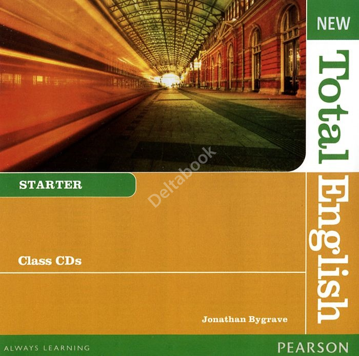 Total English Starter Class CDs  Аудиодиски