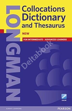 Longman Collocations Dictionary and Thesaurus + Online Code