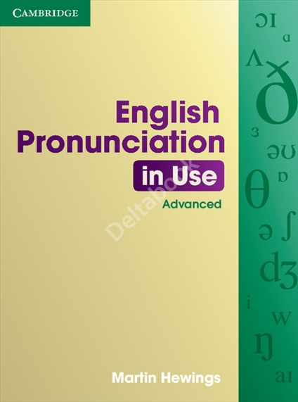 English Pronunciation in Use Advanced + Answers