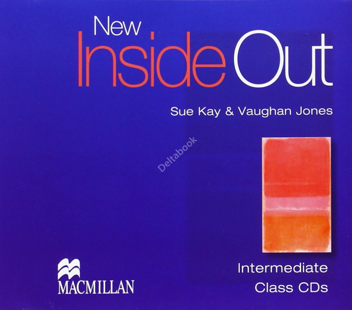 NEW Inside Out Intermediate Class CD  Аудиодиск