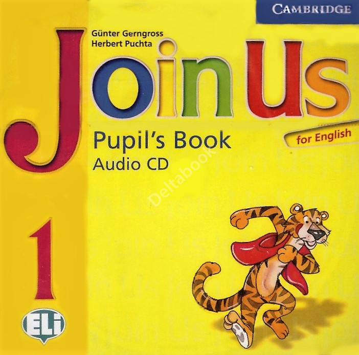 Join Us for English 1 Pupil's Book Audio CD  Аудио диск к учебнику