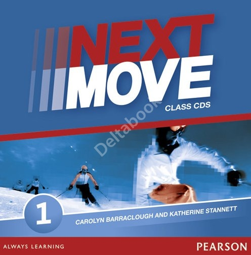 Next Move 1 Class Audio CD  Аудио диск