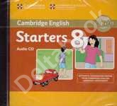 Cambridge Young Learners English Tests Starters 8 Audio CD   Аудио CD к учебнику