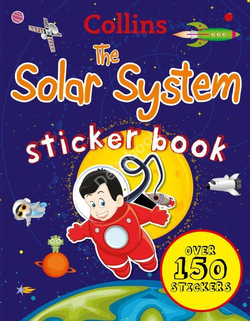 The Solar System Sticker Book