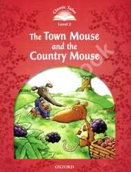 The Town Mouse and The Country Mouse e-Book + Audio