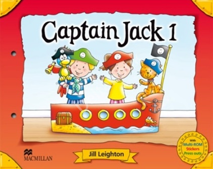 Captain Jack 1 Pupil's Book + Multi-ROM  Учебник