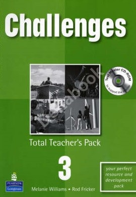 OLD Challenges 3 Total Teacher's Pack (with Test Master CD-ROM)  Книга для учителя