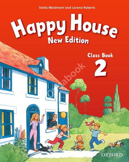 Happy House (New Edition) 2 Class Book  Учебник