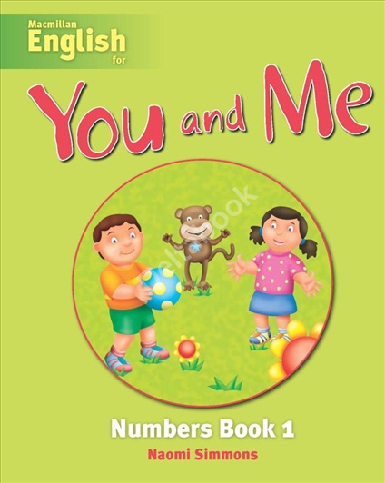 You And Me 1 Numbers Book  Книга чисел