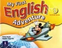 My First English Adventure 1 Activity Book   Рабочая тетрадь