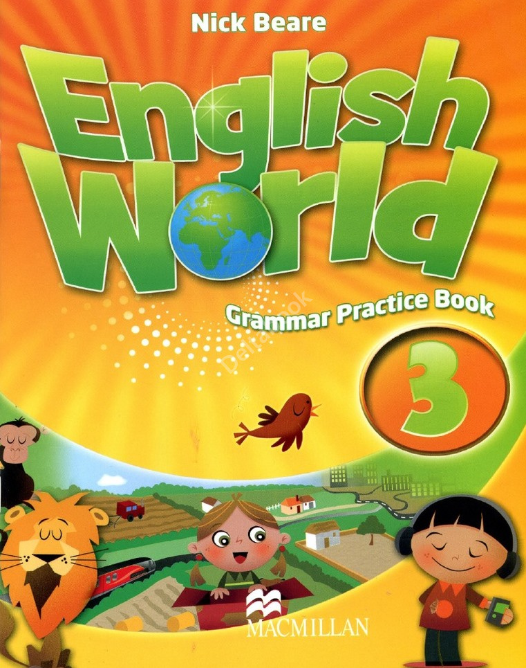 English World 3 Grammar Practice Book  Грамматика