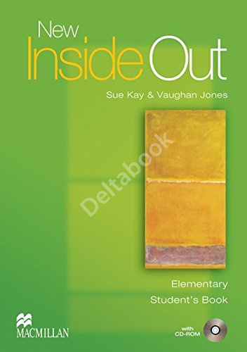 NEW Inside Out Elementary Student's Book + CD-ROM  Учебник