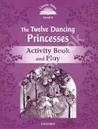 Twelve Dancing Princesses Activity Book and Play