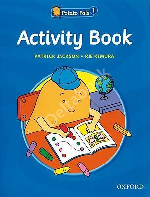 Potato Pals 1 Activity Book  Прописи