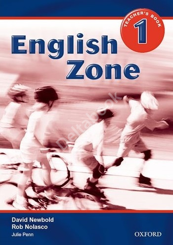 English Zone 1 Teacher's Book  Книга для учителя