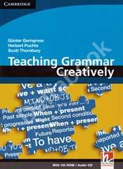 Teaching Grammar Creatively + CD-ROM + Audio CD