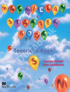 Macmillan Starter Book Teacher's Book  Книга для учителя