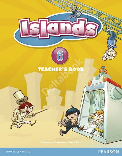 Islands 6 Teacher's Book + Test Booklet  Книга для учителя