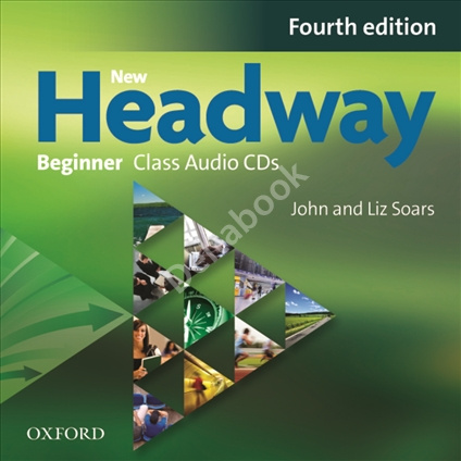 New Headway (Fourth Edition) Beginner Class Audio CDs  Аудиодиски