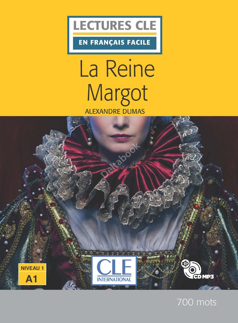La reine Margot + Audio